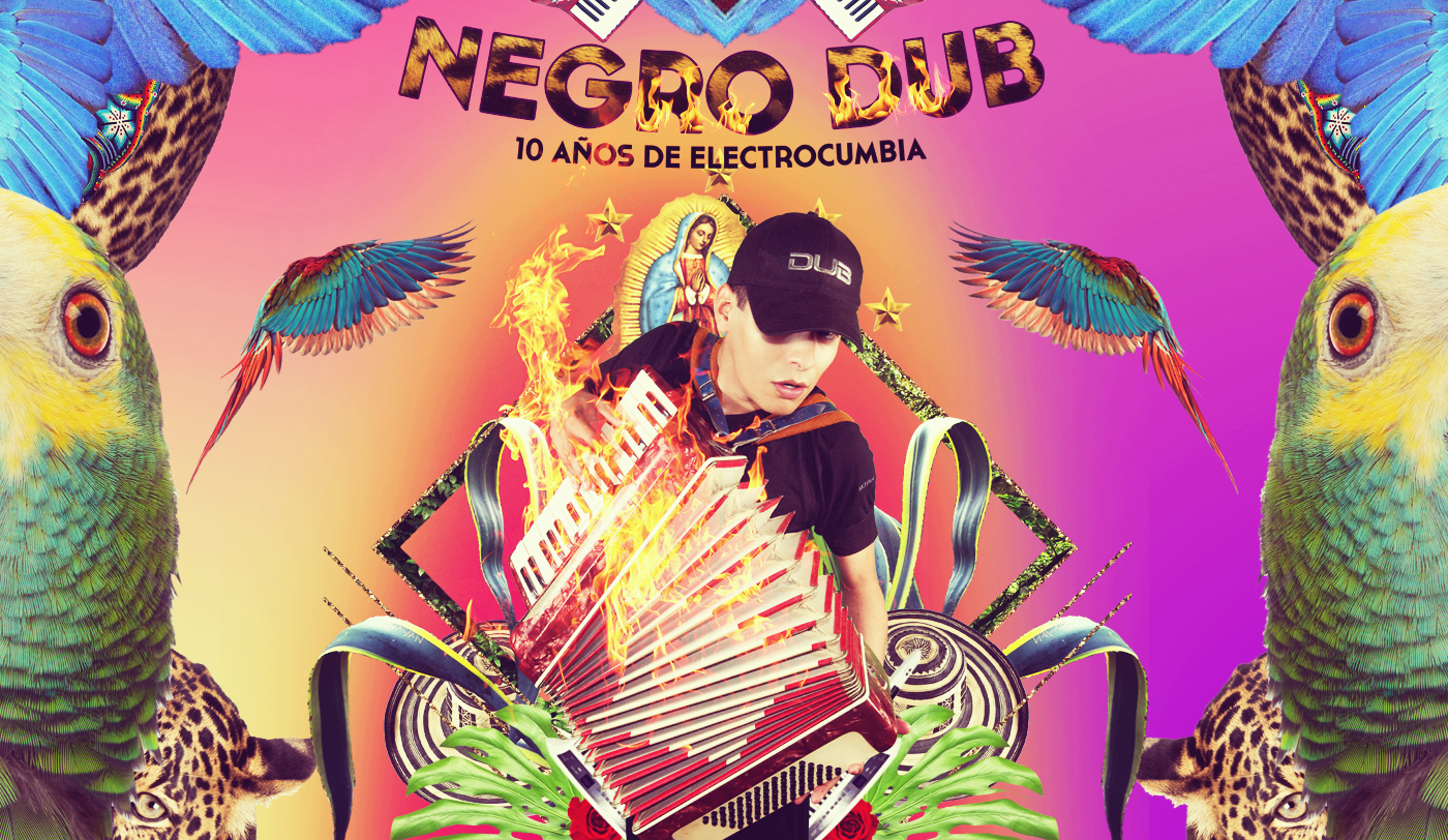 Negro Dub 10 Years of Electrocumbia